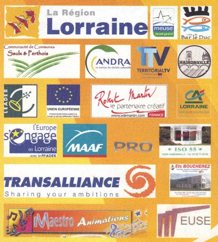 sponsors festival 120 ans
